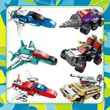 Đồ Chơi Giá Rẻ] Lego lắp ráp enlighten mô hình robot 1412