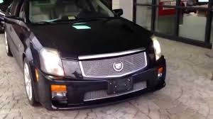 2004 Cadillac CTS-V 6spd 400hp RWD - YouTube