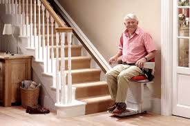 standing stair lift. Stair Lift In Your Home Standing Stair Lift C