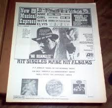 New Musical Express Nme Magazine 1968 Small Faces Vintage