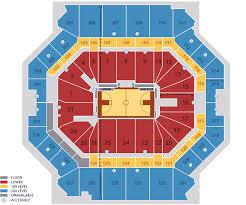 Bradley Center Detailed Seating Chart Bradley Center Concert Seating Chart Seating Chart