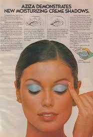 vine eye shadow ad
