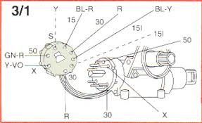 volvo 850 ignition switch replacement page 3 matthews volvo site Volvo Ignition Switch Wiring Diagram 870 ign switch connector jpg 1998 volvo s70 ignition switch wiring diagram