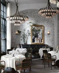 Le Coucou Restaurant in New York by Roman and Williams