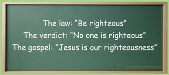 Image result for jesus is our righteousness