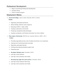 Yoga Instructor Resume Yoga Instructor Resume Sample Letter Of