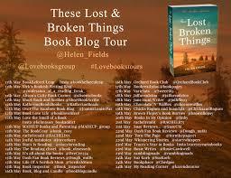 Blog Tour: These Lost & Broken Things – Helen Fields* – ramblingmads