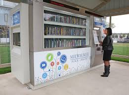 Book Vending Machine Library Impressive A Bibliophile's Dream Book Vending Machines