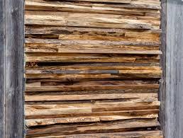 live edge wood wall