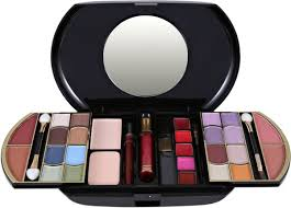 cp trens makeup case multi color 24 g