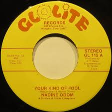 Nadine Odom – Your Kind Of Fool / Would You Believe (Vinyl) - Discogs