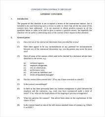 Sample Construction Contract Simple Construction Contract Form Rome Fontanacountryinn Com