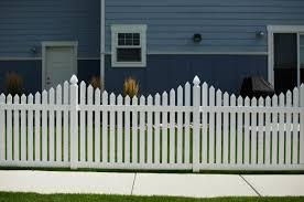 white picket fence. Picket Fences White Picket Fence A