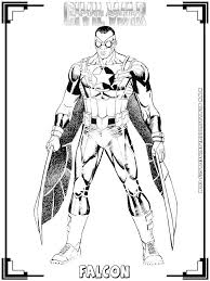 Small Picture Captain America Marvel Coloring Pages Coloringstar Coloring