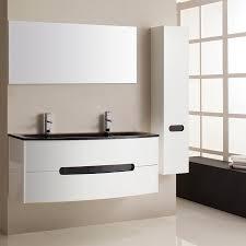 Meuble Salle De Bain Noir Et Blanc Design
