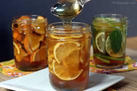 ترکیب عسل+ لیمو