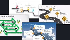 road map powerpoint template slide164 3 with roadmap powerpoint template ilyadgonbad com