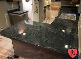 diy metallic countertop resurfacing kits
