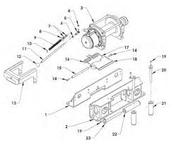 Great warn a2000 winch wiring schematic images electrical