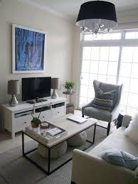 IDEAS for Small Living Spaces. Small Living RoomsSmall ...