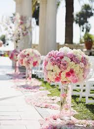 wedding aisle flowers. 69 Outdoor Wedding Aisle Decor Ideas HappyWeddcom