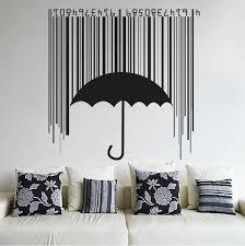 shieldbrella wall decal