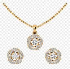 the fl whirl diamond pendant set