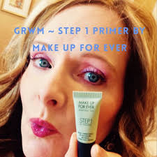 grwm make up for ever step 1 skin equalizer redness correcting primer you
