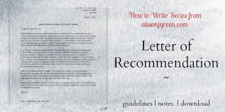 Creative Examples Of Letter Recommendation For Masters Degree For