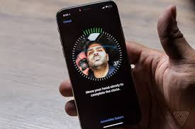 Review Verge The Face Future X Iphone SqYaH