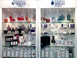 lampe berger fragrances with