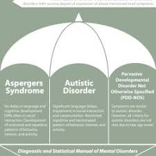 autism spectrum disorder visual ly