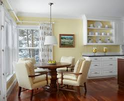 Light Yellow Kitchen Yellow Kitchen With White Window Trim Kitchen Traditional And San