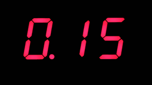 Timer 15 Countdown Timer 15 Seconds Stock Footage Video 100 Royalty Free 12740489 Shutterstock