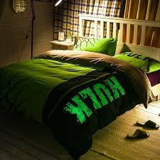 incredible hulk bedding set queen size for teen boys bedroom decor 8 600x600 incredible hulk