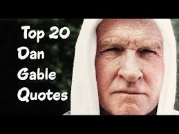 Dan Gable Quotes Delectable Top 48 Dan Gable Quotes The Retired American Olympic Wrestler