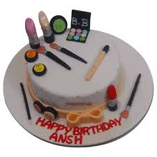 Mac Makeup Cake Price Designs For Birthday Free Delivery