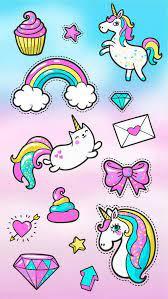 Unicorn wallpaper cute, Unicorn ...