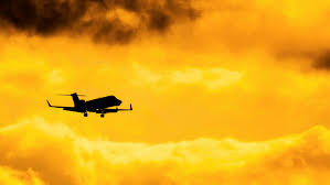 Borrowed from french jet (spurt, literally a throw), from old french get, giet, from vulgar latin *iectus, jectus, from latin iactus (a throwing, a throw), from iacere (to throw). Private Jets Take Off As Wealthy Flyers Seek To Avoid Virus Financial Times