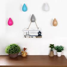 Wooden Wall Coat Rack Hooks 100pc Water Drop Shape Wall Hook Wooden Wall Hanger Coat Hook Hanging 30