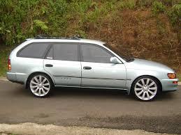 toyota corolla wagon 1998 - Google Search | Toyota Corolla S/W ...