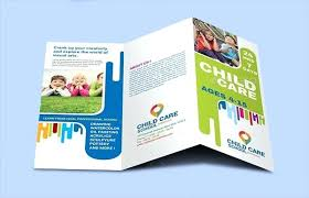 Education Brochure Templates School Education Brochure Template Prospectus Free Download