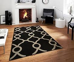 large moroccan trellis modern rug for living room black gray rug 8 11 rugs contemporary rug area rugs 8 10 clearance under 100 large moroccan trellis modern