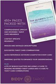 the ultimate guide to tarot card meanings ebook poemview co