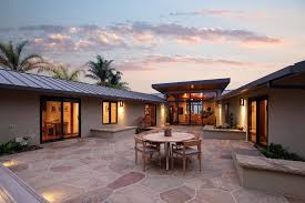 u shaped homes u shaped ranch style homes whole house remodel exterior modern with architect u