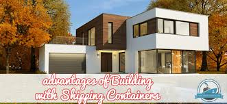 Advantages of Building with Shipping Containers Blog Cover
