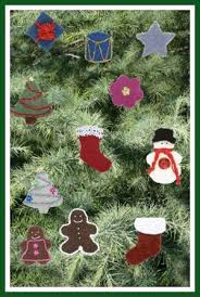 Christmas Ornament Patterns New Free Crochet Christmas Patterns For Ornaments