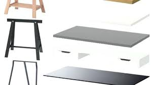 white table top ikea. Ikea Office Table Tops And Legs Household Build Your Own Desk  Desks Modern White Top