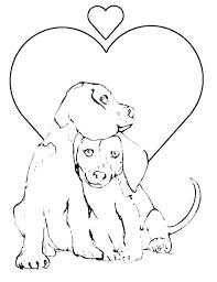 Coloring Pages Dog Coloring Pages Printable Real Realistic Dogs Of