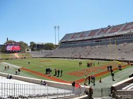 Memorial Stadium Clemson Section T Rateyourseats Com